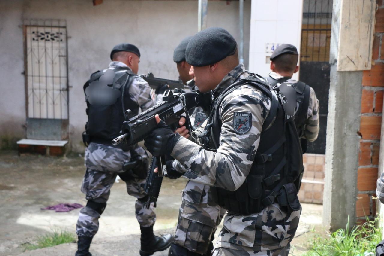 Denúncias ajudam Batalhão de Choque nas prisões de dois traficantes