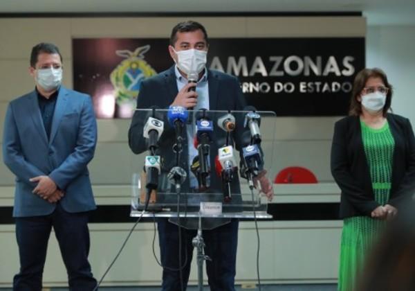 Amazonas: casos de covid crescem e órgãos pedem fechamento de comércio
