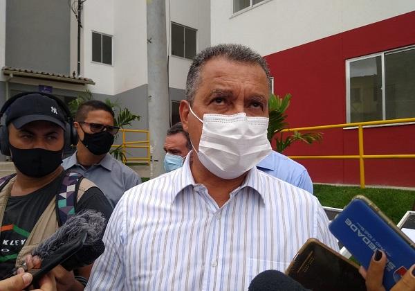 Rui afirma que Governo está trabalhando para ter novas doses da vacina