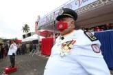 Solenidade marca passagem de comando no Corpo de Bombeiros; coronel Marchesini assume