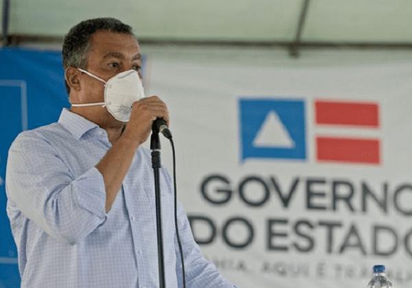 Rui Costa liga para governador do Amazonas e disponibiliza 30 leitos hospitalares