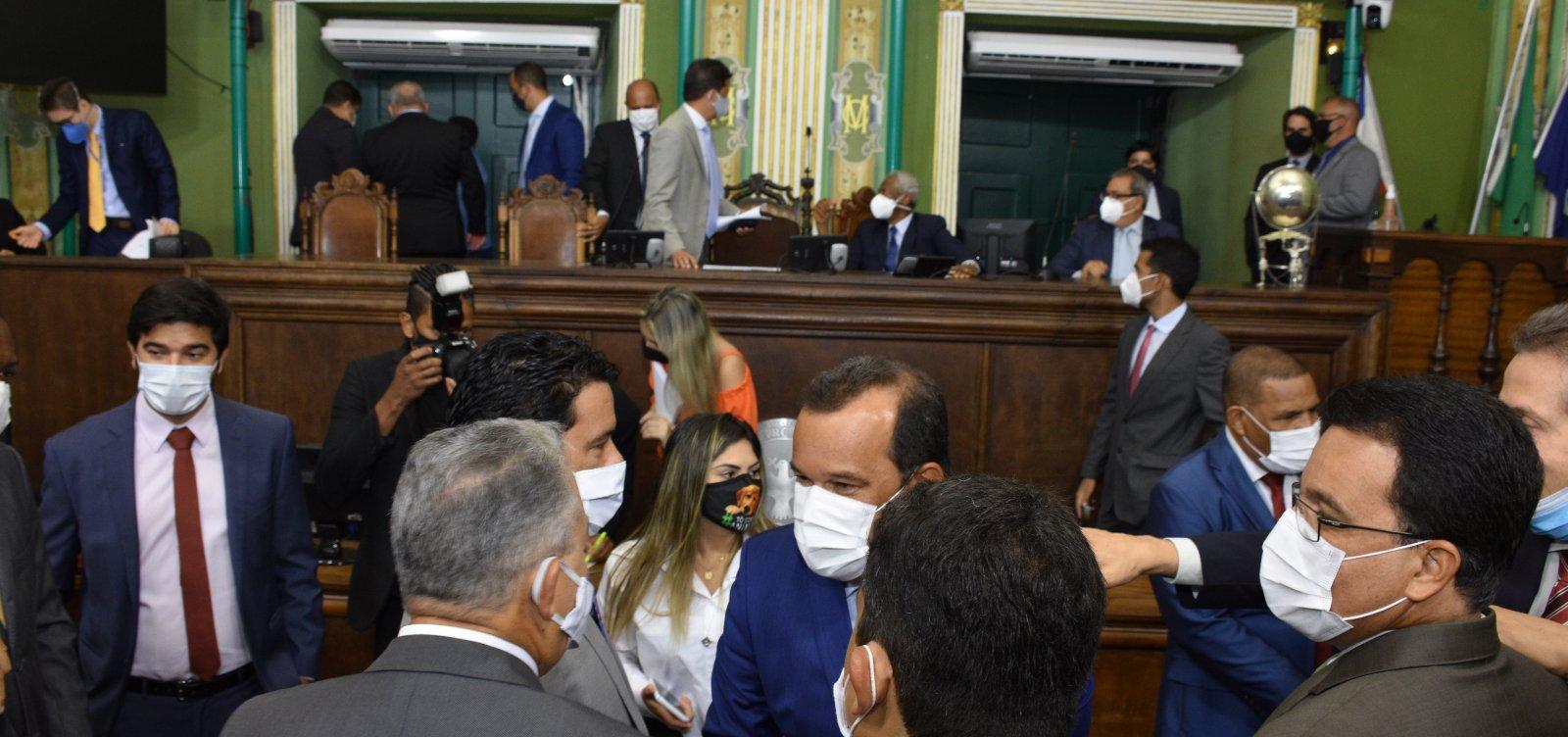 Salvador: Câmara Municipal elege nova Mesa Diretora; confira os nomes