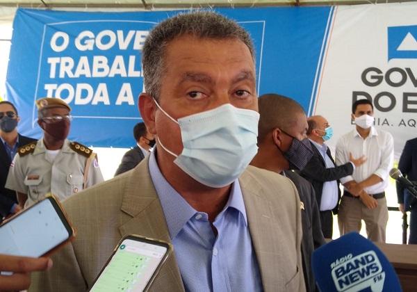 Rui Costa diz que a Bahia tem condições de receber a vacina Sputink V em 10 dias