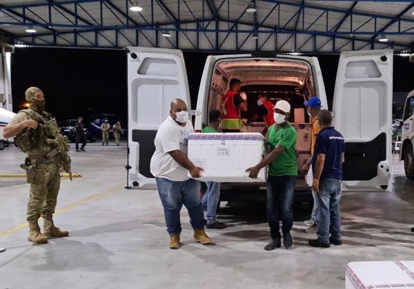 Governo Bolsonaro muda data e Bahia só deve receber novo lote de vacinas na próxima semana