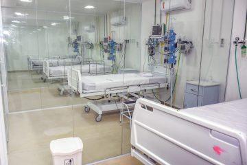 Covid-19: Bahia alcança maior número de internados em UTI desde o início da pandemia