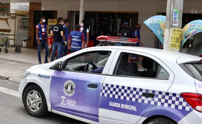 Lauro de Freitas decreta mais dois dias de fechamento dos serviços não essenciais