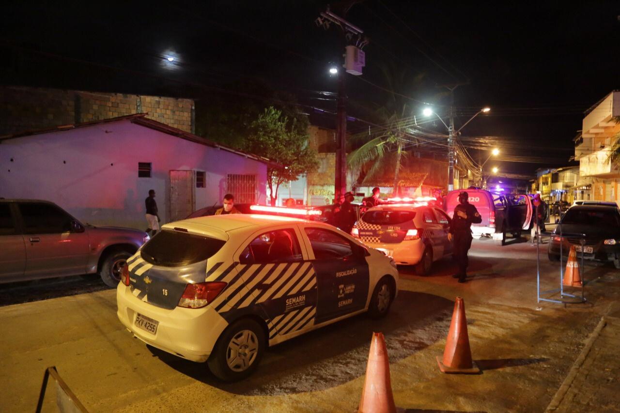 Lauro de Freitas amplia restrições e alerta para aumento dos casos da COVID no município