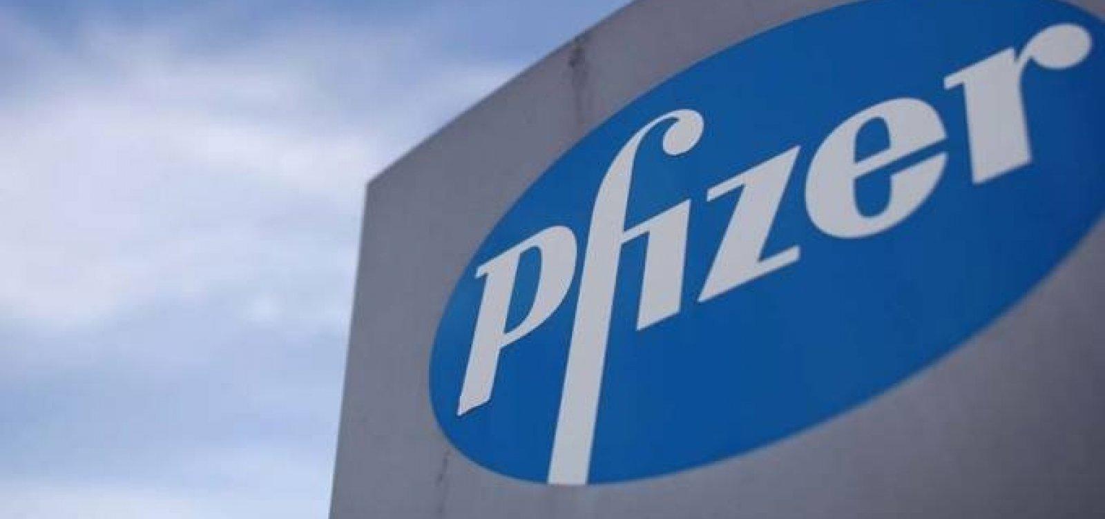 Pfizer confirma que governo rejeitou oferta de 70 milhões de doses de vacina contra covid