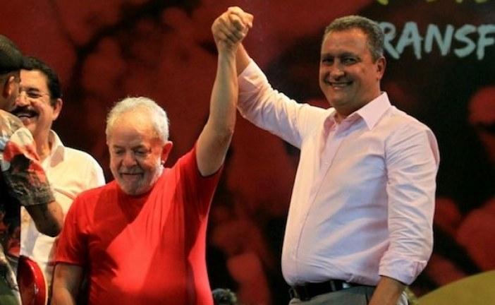 Rui comemora decisão favorável a Lula: 'Verdade começa a ser restabelecida'