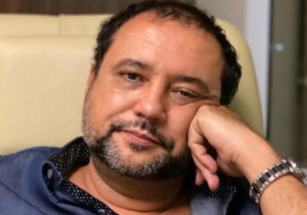 Internado com coronavírus, apresentador Geraldo Luís é transferido para UTI