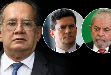 Gilmar vota pela suspeição de Moro e o condena a pagar custas do processo contra Lula