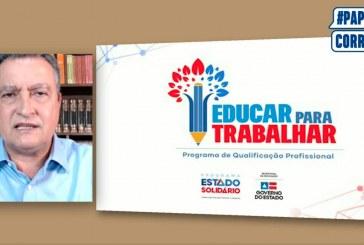 Estado lança Programa Educar para Trabalhar e ofertará 200 mil novas vagas de qualificação profissional para estudantes da rede estadual