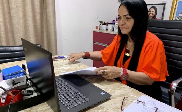 Moema participa de Seminário Virtual pelo Dia Mundial do Autismo