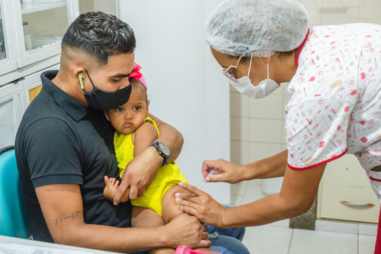 Lauro de Freitas já imunizou 5 mil pessoas contra gripe. Vacinação segue em 16 postos fixos