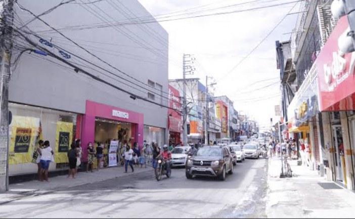 Lauro de Freitas abre comércio local de forma escalonada, a partir desta segunda (05), confira detalhes