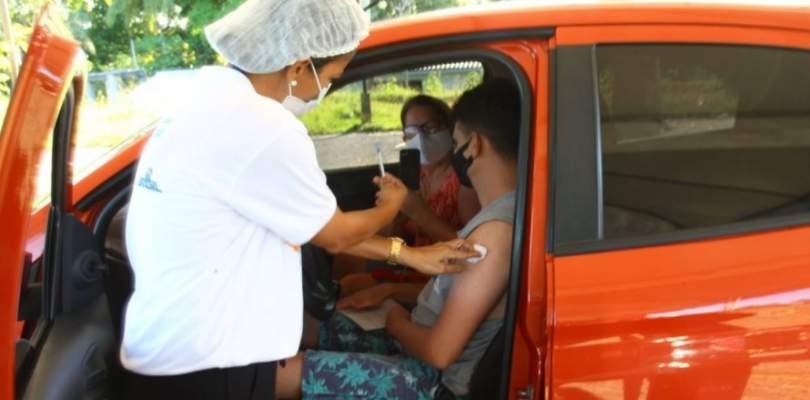 Salvador começa a vacinar contra Covid-19 pessoas com 56 anos, veterinários e catadores nesta sexta (28)