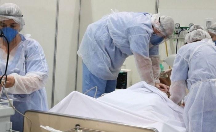 No Brasil, mais de 1 milhão de pessoas estão infectadas pela Covid-19 e seguem em acompanhamento