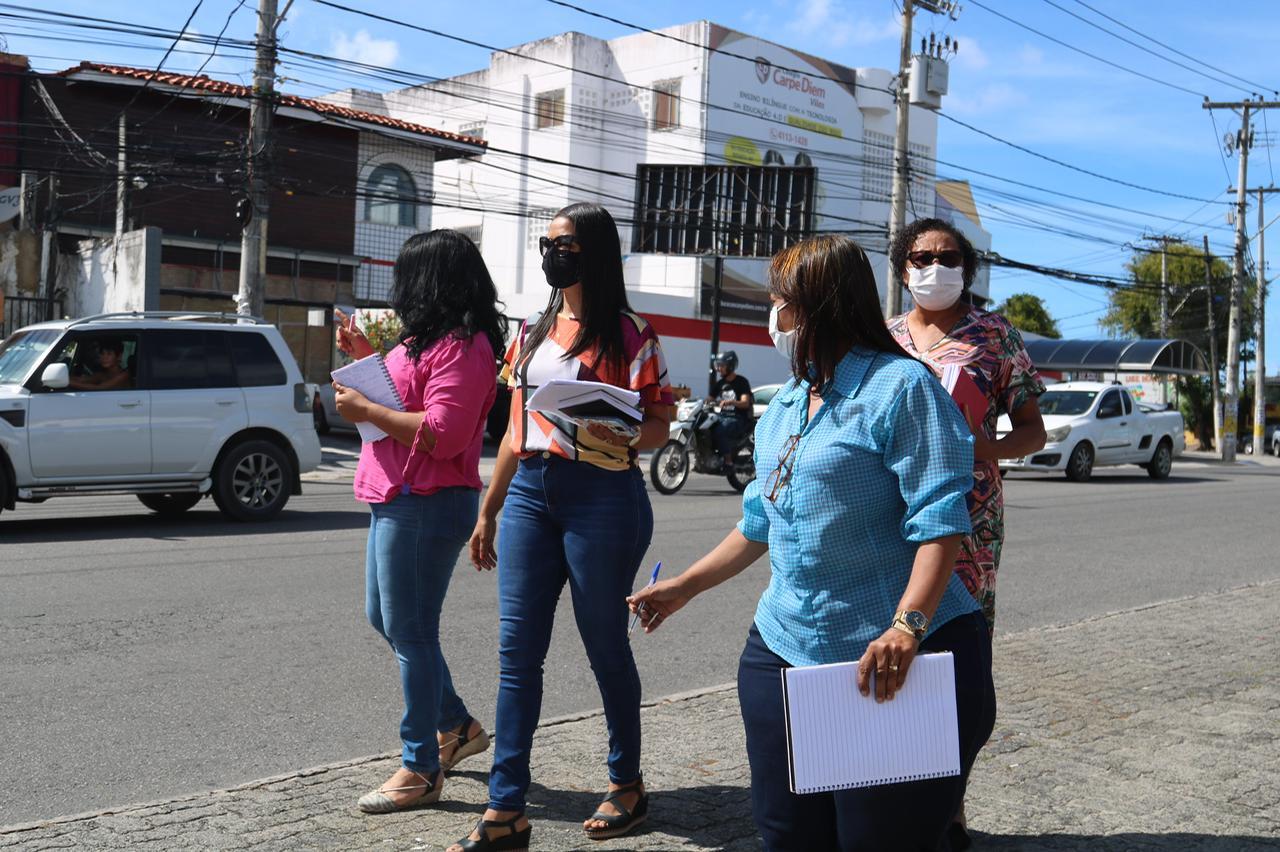 Serviço Especializado em Abordagem Social identifica trabalho infantil em Lauro de Freitas e promove ações
