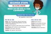 Lauro de Freitas inicia 2ª etapa de vacinação contra a gripe