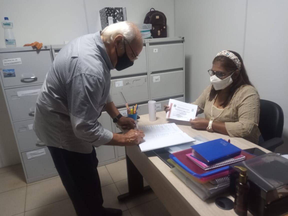 Mais de 450 pessoas já foram beneficiadas com credenciais para vagas especiais em Lauro de Freitas. Saiba como solicitar
