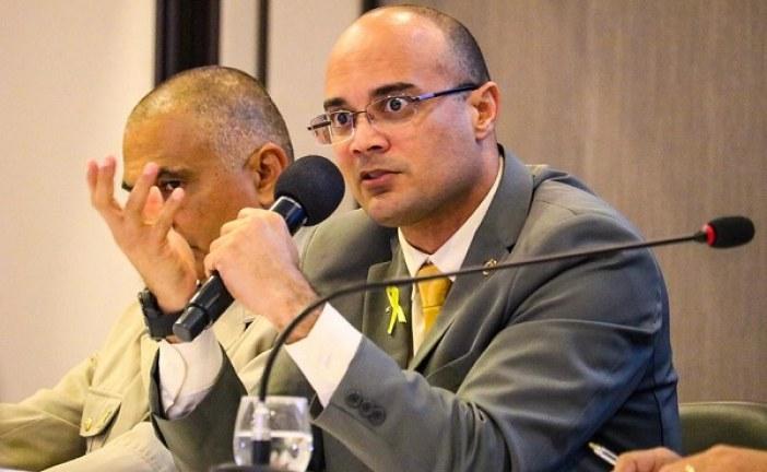 Convocação de Capitão Alden é aprovada pelo Conselho de Ética da Alba