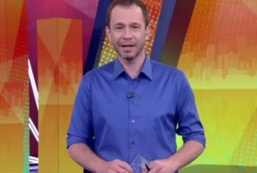Globo antecipa saída de Faustão e Tiago Leifert volta a substituir o apresentador