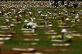 Brasil ultrapassa marca de 500 mil mortes por coronavírus [Brasil ultrapassa marca de 500 mil mortes por coronavírus]