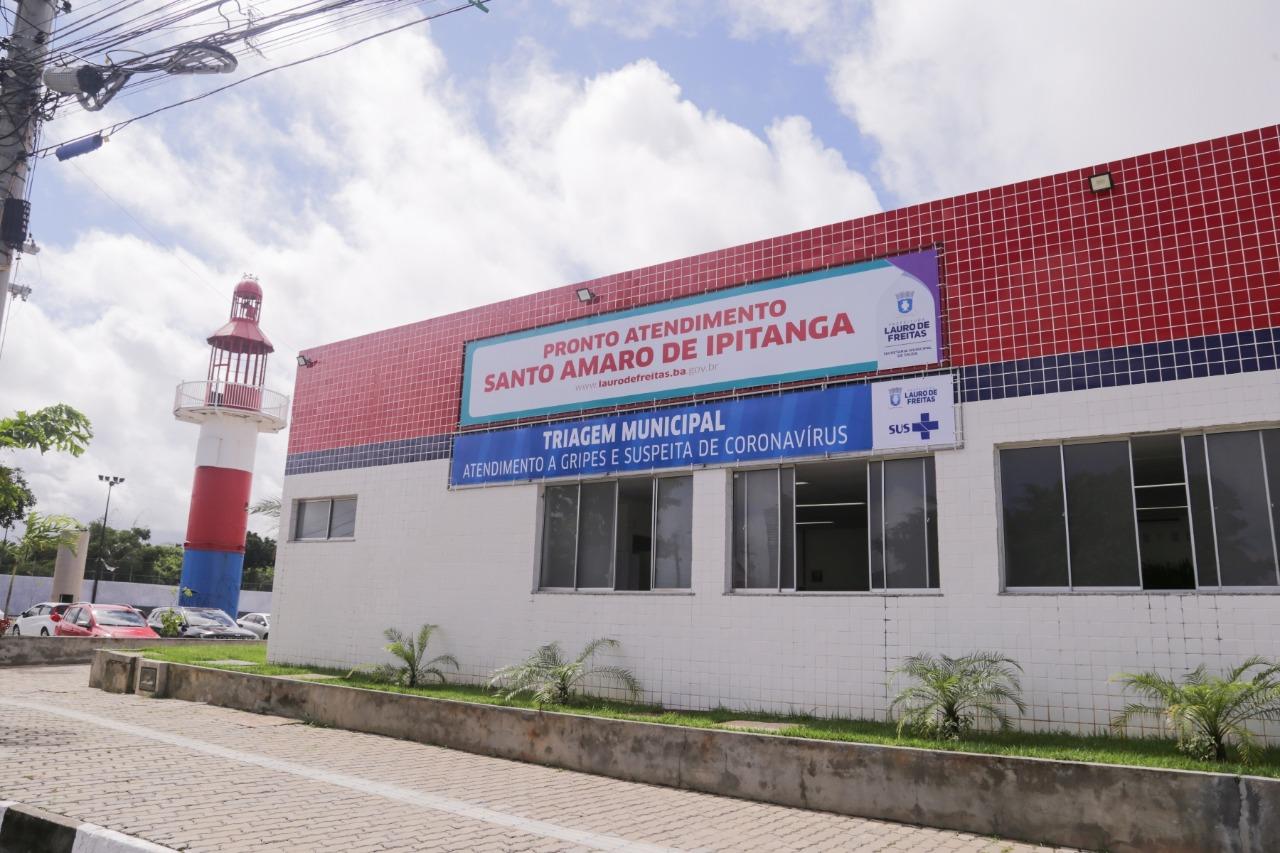Pronto Atendimento Santo de Ipitanga já atendeu mais de 41 mil pessoas