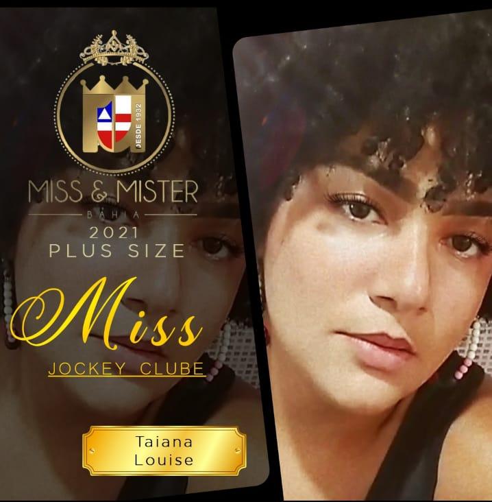 Moradora de Lauro de Freitas representará o município no Concurso Miss Plus Size Bahia 2021