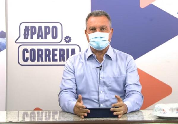 Governador diz que ainda é 'prematuro' pensar em Réveillon e Carnaval em Salvador