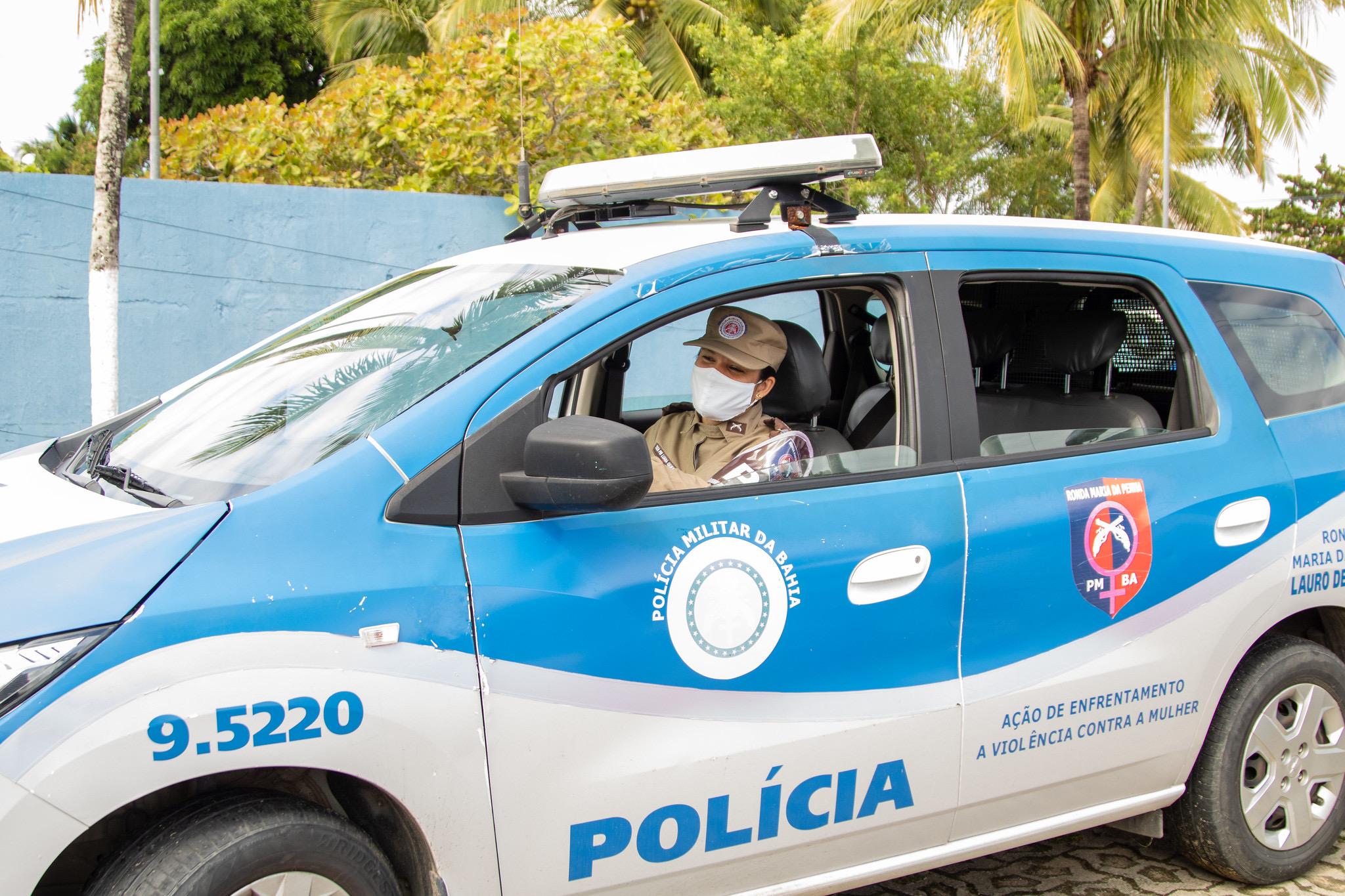 Ronda Maria da Penha completa três anos em Lauro de Freitas com mais de 2 mil atendimentos e ampliação de serviços