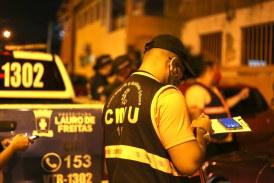 Força-Tarefa encerra festa e notifica estabelecimento durante o feriadão em Lauro de Freitas
