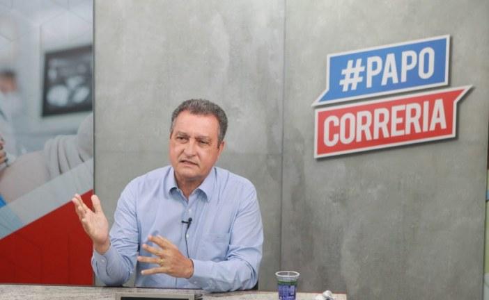 Rui Costa segue como governador que mais cumpriu promessas no Brasil, segundo portal G1
