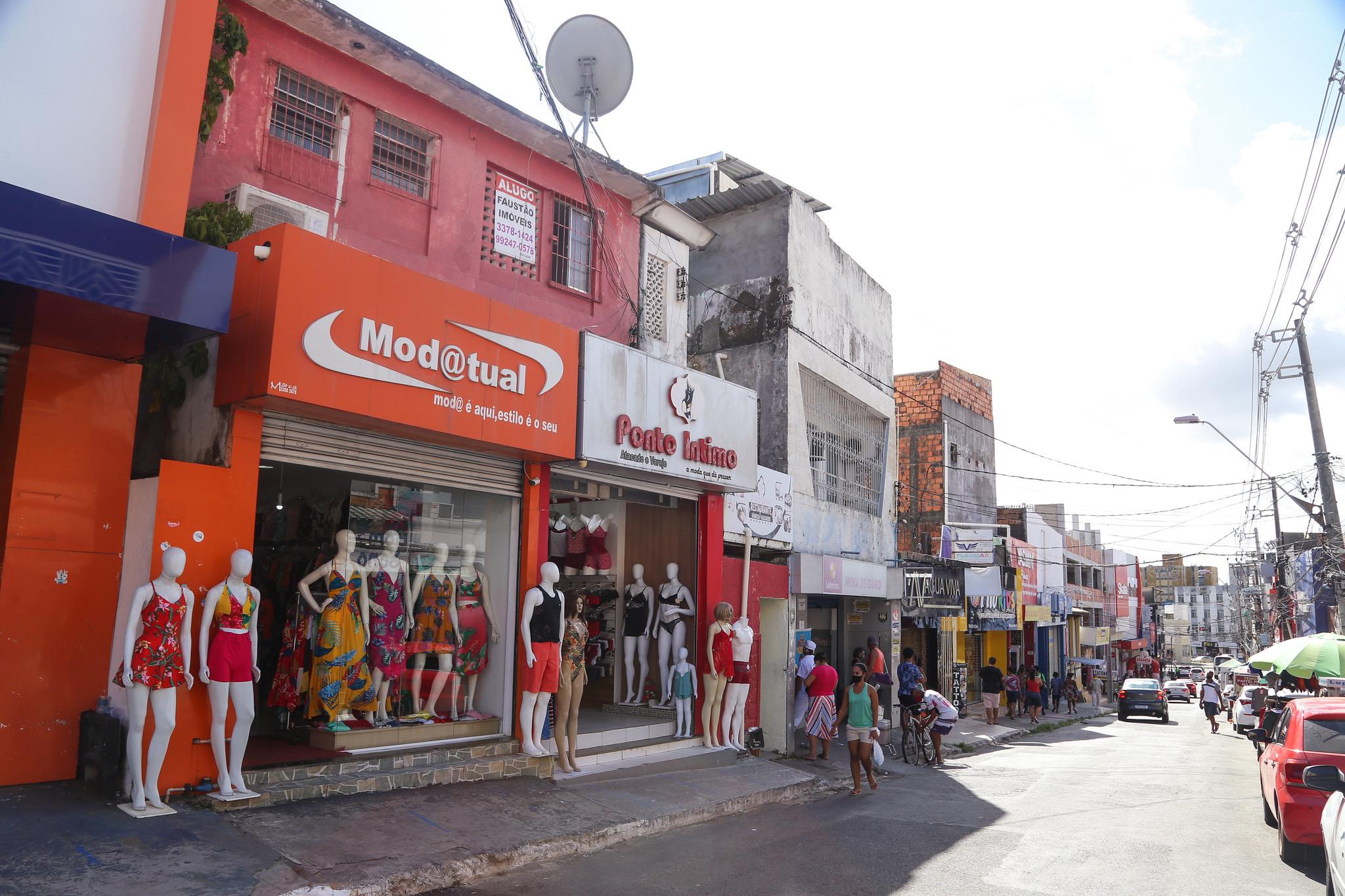 Lojas de varejo poderão funcionar aos domingos em Lauro de Freitas
