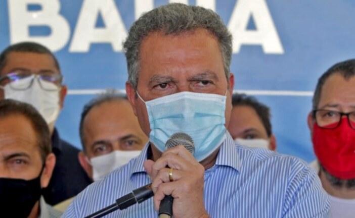 Bahia está há duas semanas sem redução nos números de casos, alerta Rui