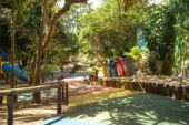 Público aproveita primeiro dia de reabertura do Parque de Ecológico de Lauro de Freitas