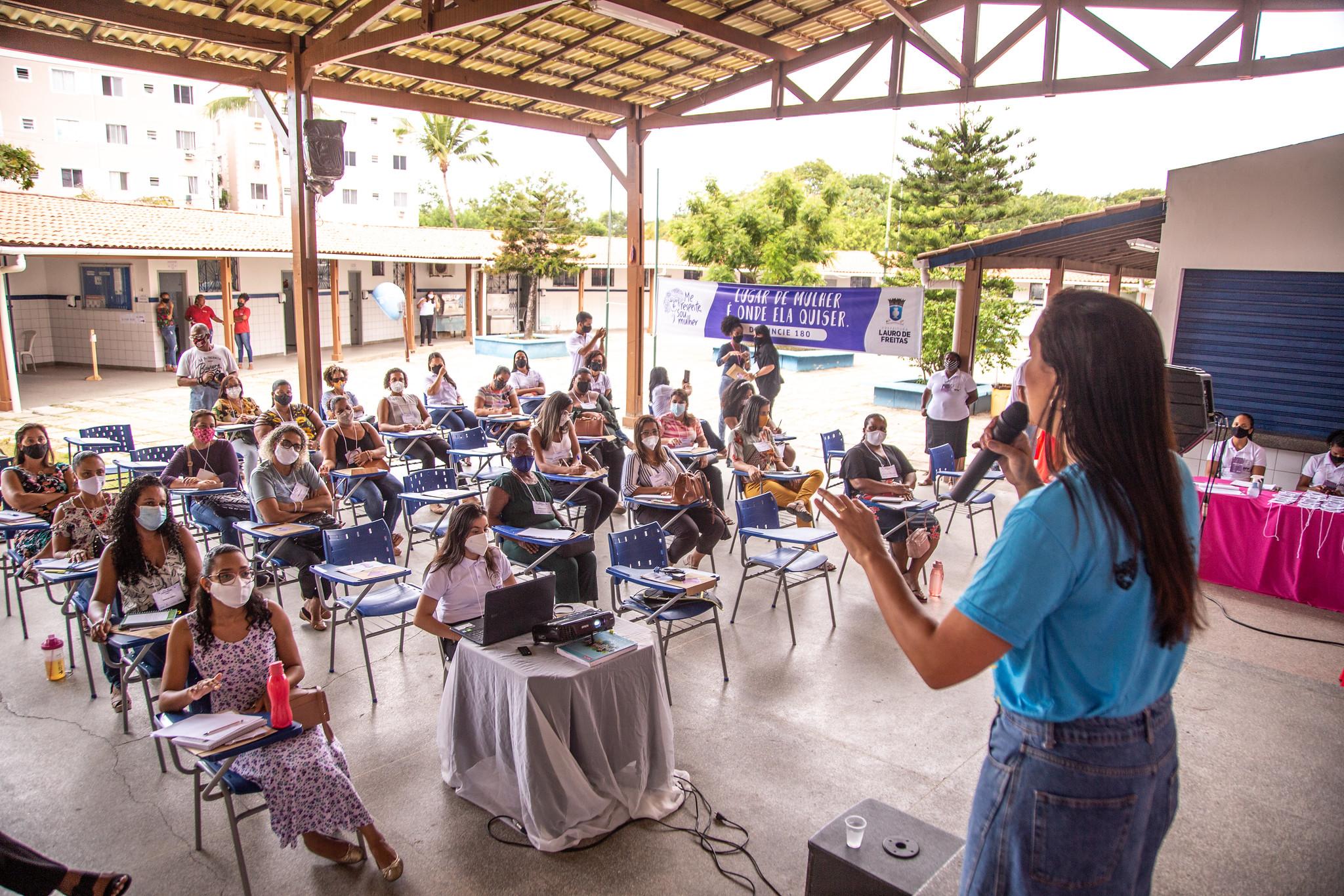 Empreendedorismo feminino em Lauro de Freitas ganha novo incentivo com a 2ª edição do Capacita Mulher