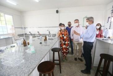 Em Camaçari, Rui inaugura duas escolas com um investimento de mais de R$ 7 milhões