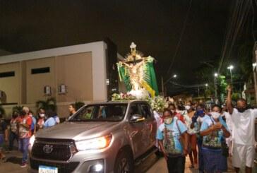 Lauro de Freitas acolhe imagem peregrina do Senhor do Bonfim até este domingo (26)