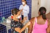 Gratidão marca 2ª dose em Lauro de Freitas nesta sexta-feira (22)
