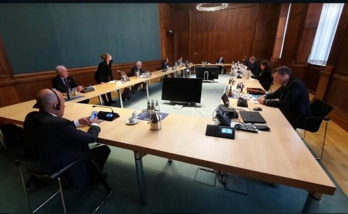 Governador Rui Costa é recebido por secretário de Governo Alemão e firma compromisso para futuros investimentos