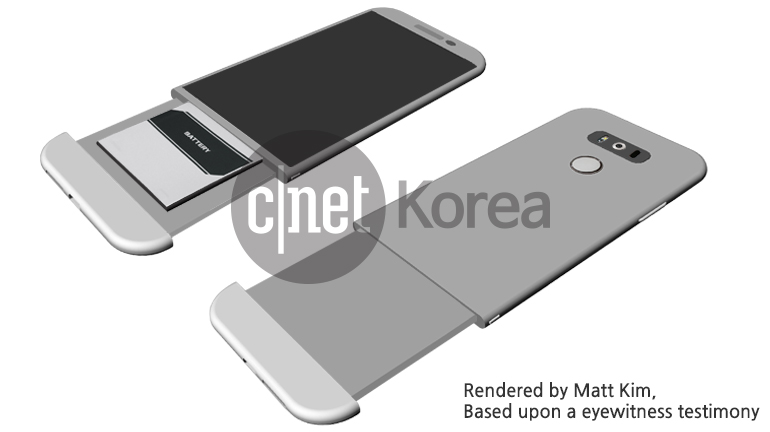 LG G5 News - Next-Generation Device Expected to Come with the Removable Battery