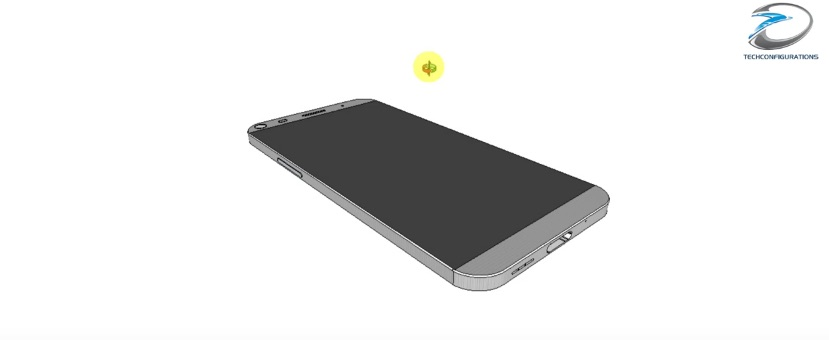 LG G5 News - Render of the Korean Company's Upcoming Smartphone Surfacing throughout the Internet