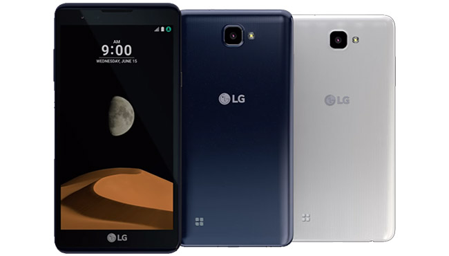 Upcoming LG Phones - LG X Max