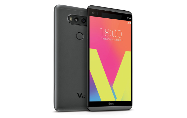 LG Release Date - The New LG V20 Expected to be Released in the US within this Month, Unlikely to be Available in the Europe