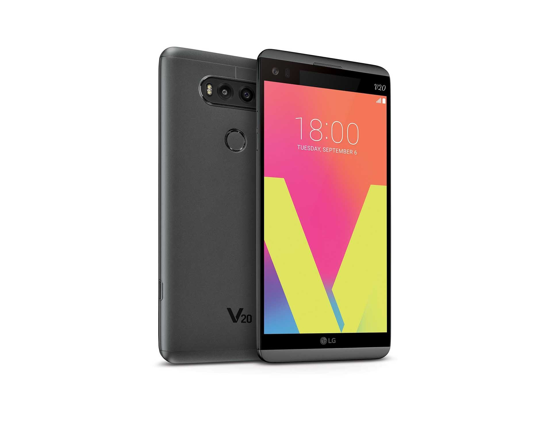 #2 in Our Best Gaming LG Smartphone List - LG V20