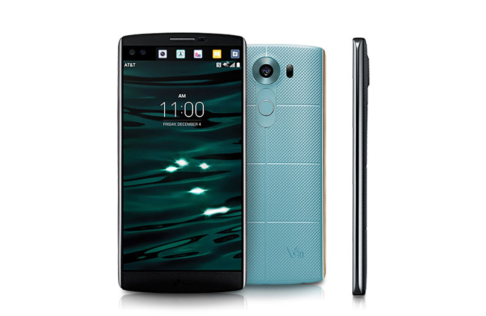 #3 in Our Best LG Touch Phone List - LG V10