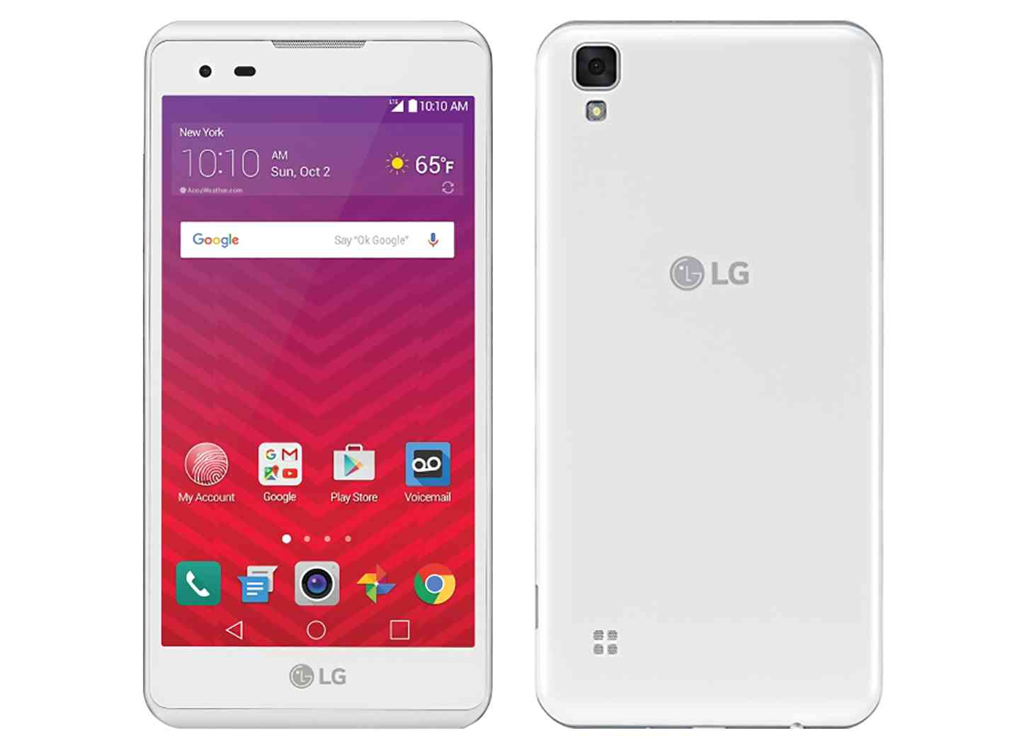 LG New Mobile List - LG Tribute HD