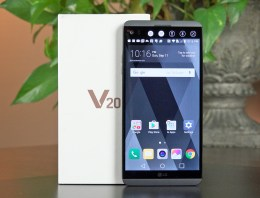 LG Reviews Praise the V20 for the Great Build Quality and the Outstanding Camera Performance