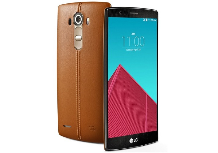 #4 in Our List of the Best LG Cell Phones - LG G4